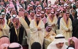 saudi leaders