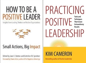 How To Be A Positive Leader & Practicing Positive Leadership – books reviewed by Sarah Lewis