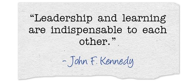 Learning Leaders