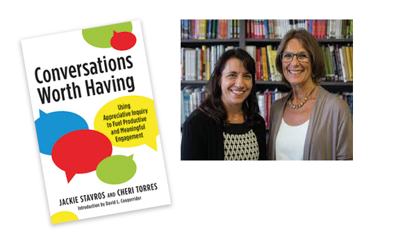 Conversations Worth Having: A Book Appreciation by Neena Verma, PhD