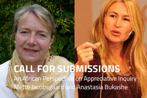 Call for submissions – An African Perspective on Appreciative Inquiry